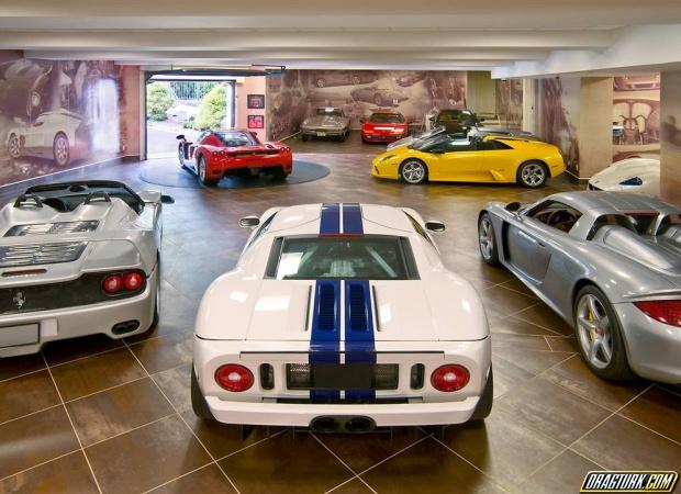 World`s Most Beautiful Garages